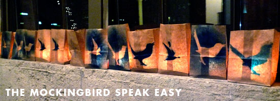 The Mockingbird Speak Easy